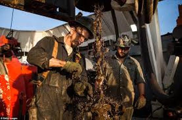 تعرف على مؤشرات انتاج النفط الصخرى الأمريكى المتوقع الشهر المقبل
