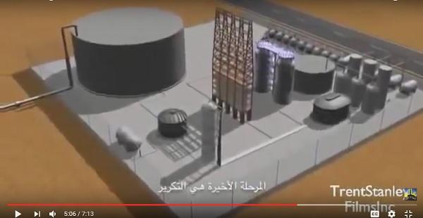 شاهد فيديو كيف يتم استخراج النفط ؟