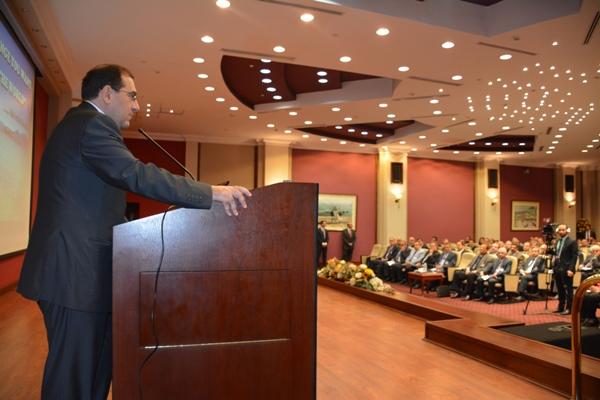 وزيرر البترول يفتتح ورشة العمل التدريبية لمشروع تطوير وتحديث القطاع لتحسين الأداء وتحقيق رؤية 2021
