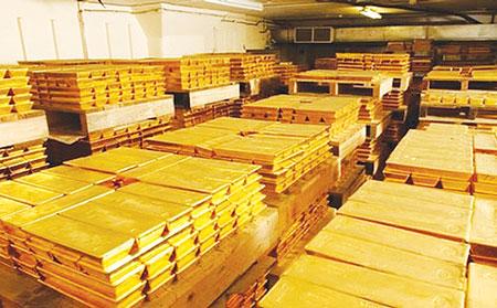 وزير البترول يكشف عن توريد جزء من إنتاج الذهب بمنجم السكرى للبنك المركزى لزيادة رصيده