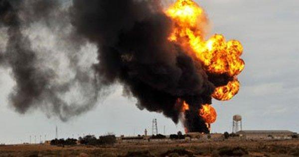 استمرار اشتعال النيران فى 6 أبار بترول فى العراق و