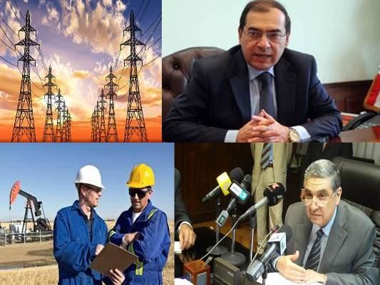 حصاد أخبار 24 ساعة من البترول والطاقة فى مصر