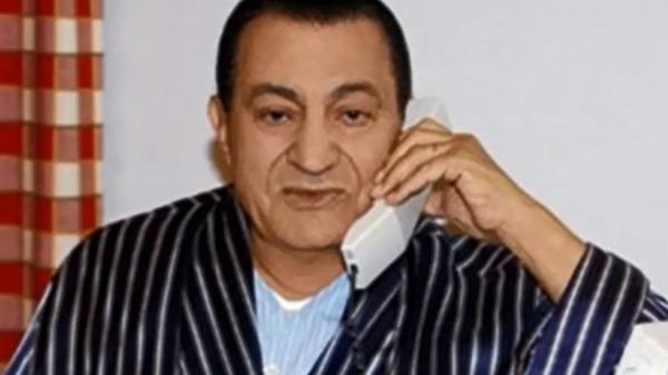 أول تسجيل صوتى لـ مبارك بعد البراءة .. لن تتوقف عن الضحك