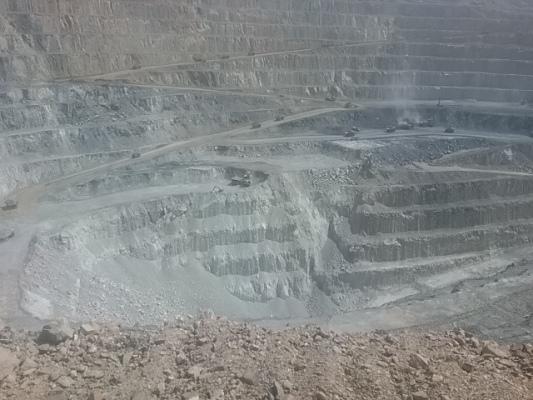 البترول والثروة المعدنية تحصل على150مليون دولار عوائد إنتاج الذهب من منجم السكرى