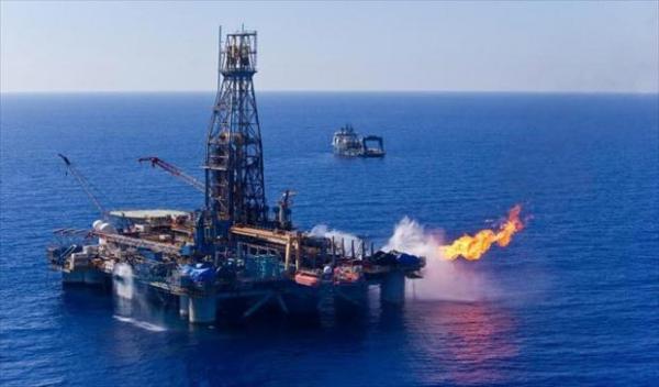 البترول تنتهى من وضع بئر