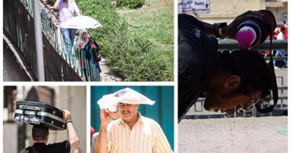 ننشر درجات الحرارة اليوم الخميس فى جميع محافظات مصر..و45 فى 14 محافظة