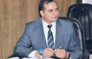 المهندس حازم الشريف يهنىء عمه الدكتور أحمد عزيز الشريف لإختياره رئيسا لجامعة سوهاج
