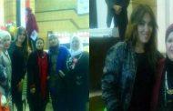 بالصور:الدكتورة هبة زكى تشارك باحتفالية