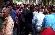 اقبال كبير من العاملين على التصويت فى انتخابات نقابة الهيئة العامة للبترول