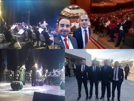 بالصور:حفل الموسيقى العربية للعاملين بالبترول بالاسكندرية بحضور عدد من قيادات القطاع