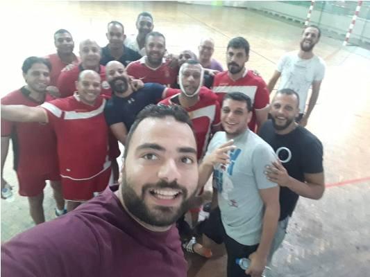 وصول فريق بوتاجاسكو لكرة اليد رواد للنهائى ببطولة الجمهورية للشركات