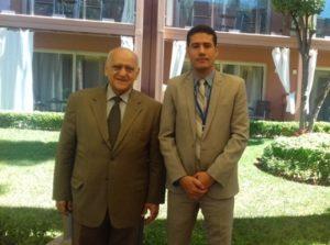 رأفت إبراهيم رئيس تحرير وكالة أنباء البترول والطاقة