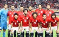 مصر تفوز على تونس باستاد برج العرب بهدف محمد صلاح