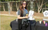 أمينة المرأة بصيانكو تشارك في اليوم الرياضي بنادي بتروسبورت بقيادة عايدة محى