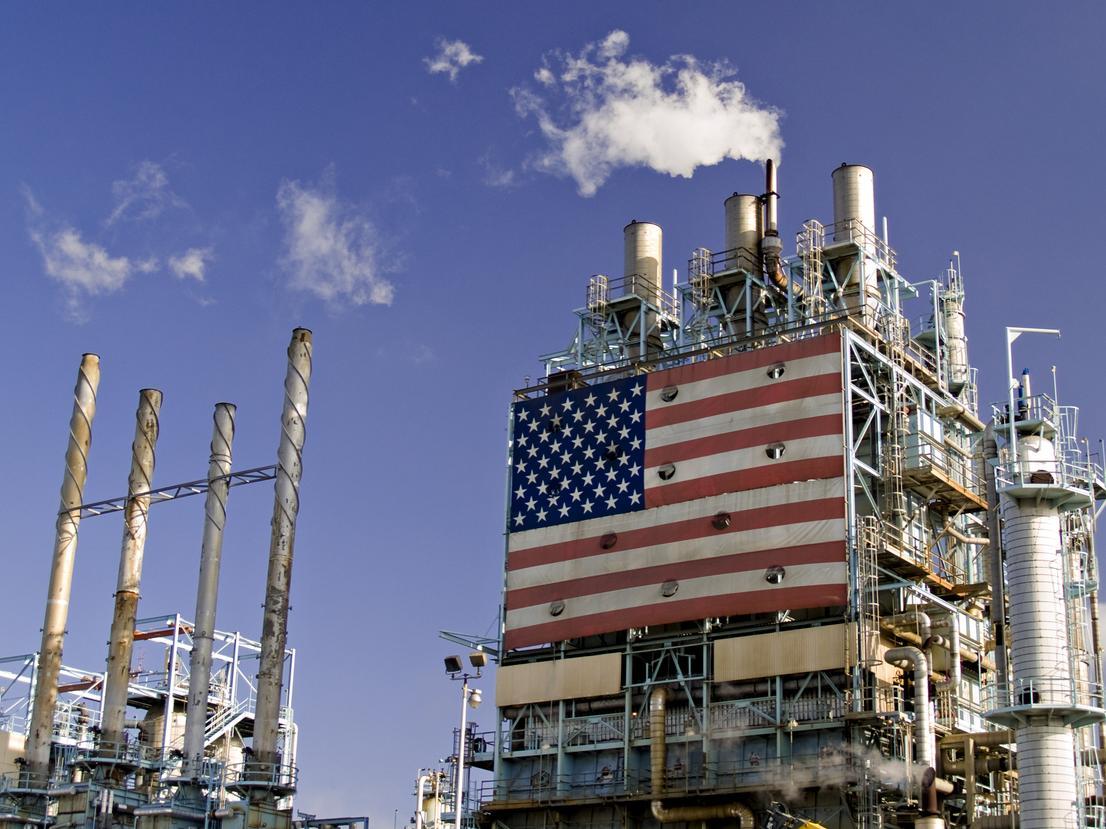 ارتفاع مخزون الخام الأمريكي وتراجع نواتج التقطير