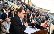 بالصور..وزير البترول ورؤساء الشركات فى حفل الدورة الرياضية للنقابة العامة