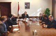 وزير البترول المصرى يلتقى لجنة الاستكشاف وتنمية المعادن بغرفة التجارة الأمريكية