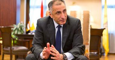 طارق عامر: طرح حصة من أسهم بنك القاهرة فى البورصة نهاية 2019