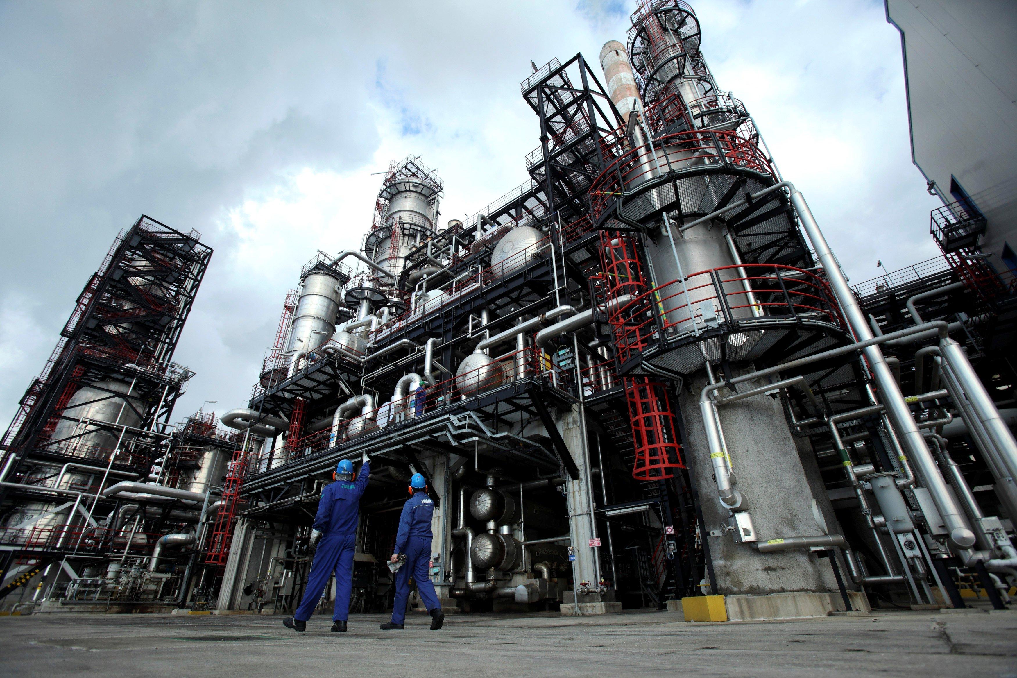 نمو صادرات النفط الأمريكية لآسيا في الربع الثاني مع تراجع تكاليف الشحن