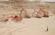 وزير البترول يصل فوسفات ابوطرطور بالوادى الجديد لتفقد مجمع للأسمدة الفوسفاتية