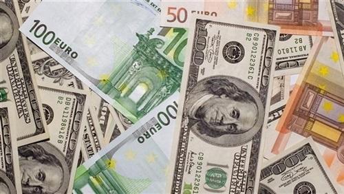 انخفاض «اليورو» و«الإسترليني» في ختام تعاملات الثلاثاء