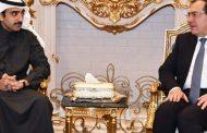 وزير البترول يلتقي نظيريه البحريني والإيفواري لبحث التعاون المشترك