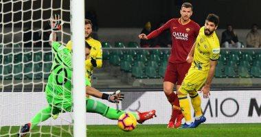 روما يسحق كييفو بثلاثية ويرتقى للمركز الرابع فى الدوري الإيطالي.. فيديو