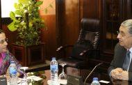 وزير الكهرباء يبحث التعاون في مشروعات الطاقة المتجددة مع رومانيا