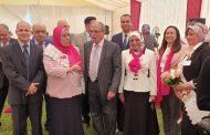صور..جابكو للبترول تحتفل بعيد الأم وتكرم 5 من السيدات العاملات بالشركة