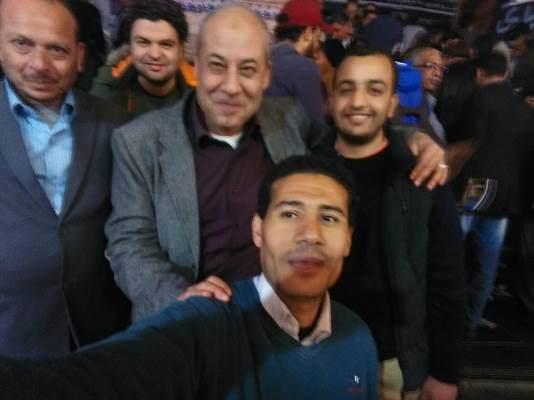 بالصور .. صحفيو وزارة البترول يشاركون فى انتخابات نقابة الصحفيين