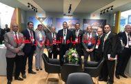 بالصور..الدكتور أحمد سلطان يشارك فى مؤتمر ومعرض الموك 2019 بايطاليا