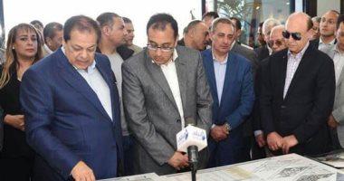 رئيس الوزراء يزور مصانع كليوباترا في العين السخنة ويشيد بإنجازات المجموعة