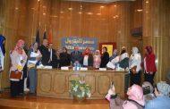 بالصور..مصر للبترول تحتفل بعيد الأم وتكرم المثالية بالشركة بحضور