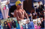 نادي 15 مايو يتألق في بطولة مصر للسباحة القصيرة