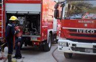 السيطرة على حريق نشب داخل ورشة دوكو فى السلام دون إصابات