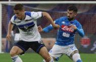 أتالانتا يقلب الطاولة على نابولى بثنائية فى الدوري الإيطالي
