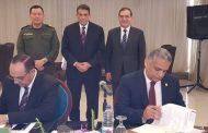توقيع بروتوكول تنفيذ شبكة الغاز الطبيعى بالحي الحكومي فى العاصمة الإدارية
