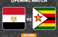موعد مباراة مصر وزيمبابوى والقنوات الناقلة اليوم الجمعة