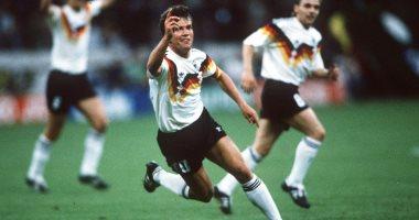 جول مورنينج.. الألمانى ماتيوس يصعق الإمارات فى كأس العالم 90