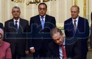 «مدبولى» يشهد توقيع اتفاقية الربط الكهربائى بين مصر وقبرص واليونان