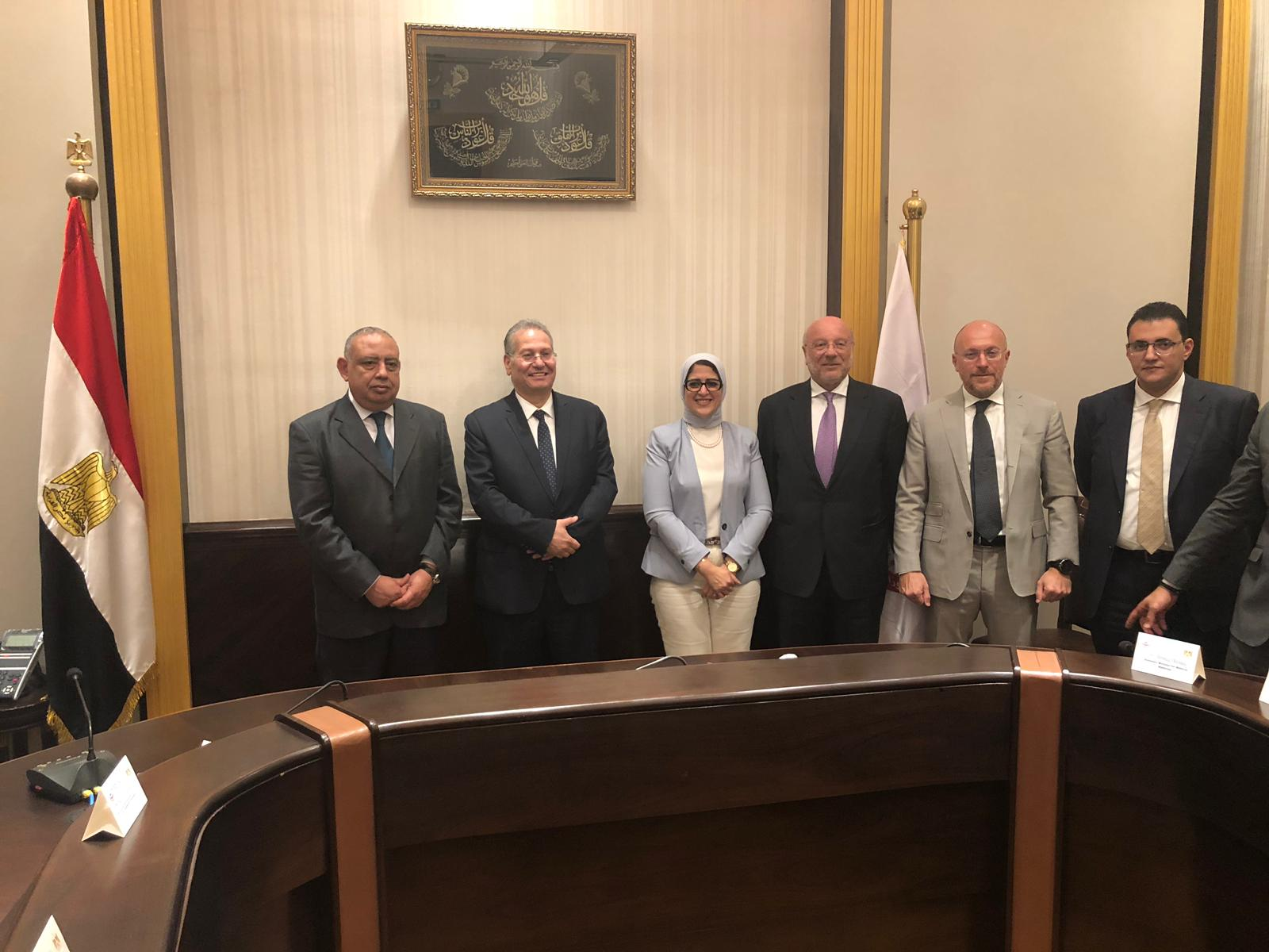Eni Foundation to support pediatric burn referral services in Cairo