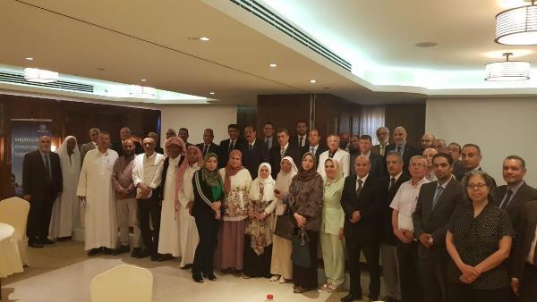 البتروكيماويات المصرية تنظم ندوة التشاور المجتمعى حول التوسع والإحلال والتجديد فى وحدة المونمر