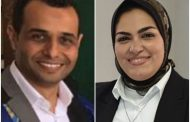 نماذج مشرفة..تيسير عادل و عماد سالم من شركة الحمرا أويل يحصلان على الماجستير