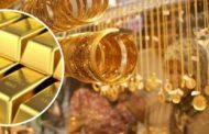 الذهب يصعد مع تراجع الدولار ويتجه لتحقيق أول مكسب أسبوعى فى شهر