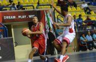 مصر تفوز على تونس بقبل نهائى البطولة العربية للسلة