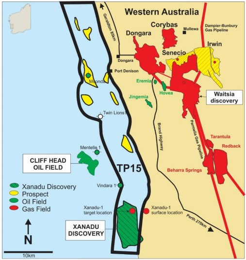 Seismic survey kicks off over Norwest's Xanadu oil discovery -