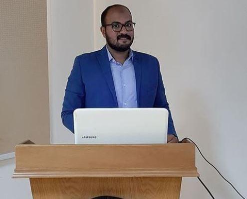 نماذج مشرفة..محمد عصام ببتروجاس يحصل على الماجستير فى الهندسة الكيميائيةوتكرير البترول