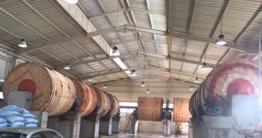 وفد تنزانى يزور مدينة الروبيكى للتعرف على أخر تطورات الصناعة المحلية
