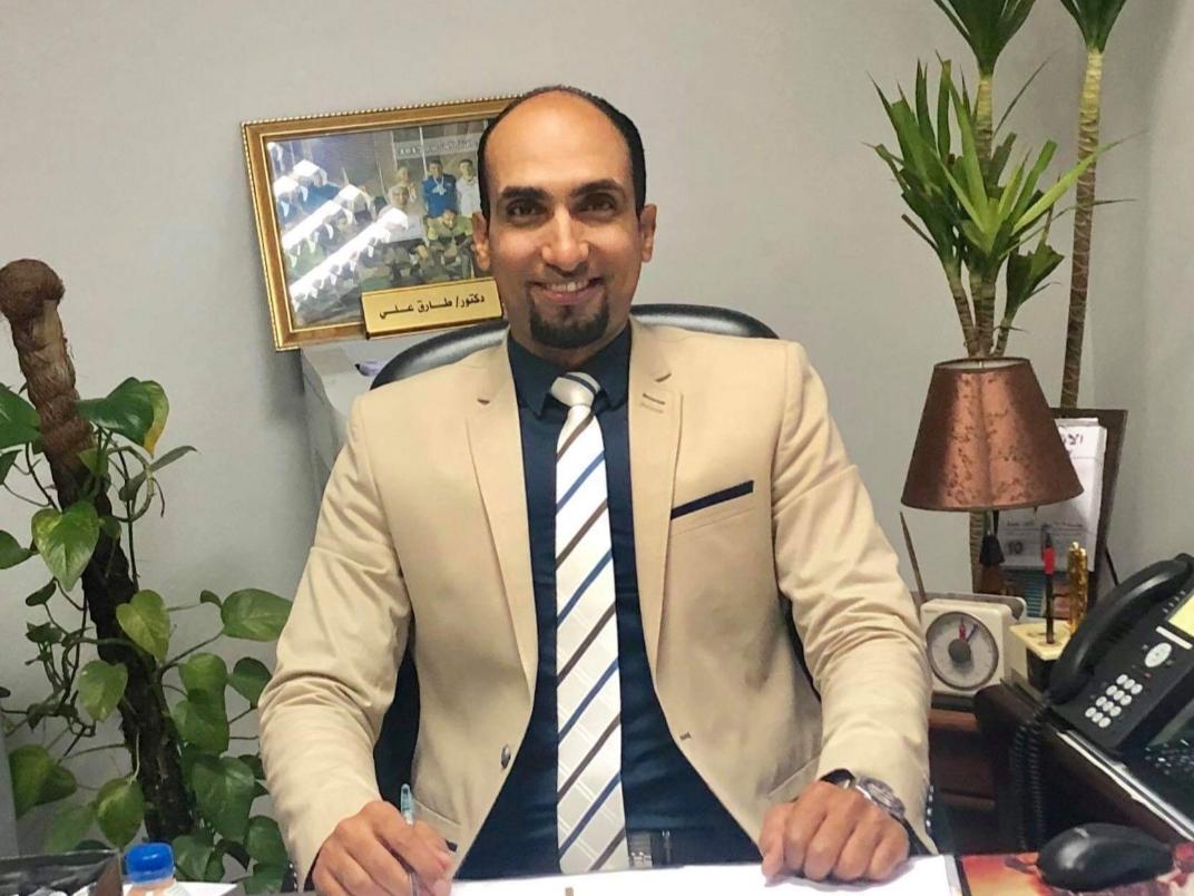 ترقية الدكتور طارق على لوظيفة مدير عام فى القابضة للغازات