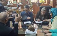 توقيع عقد تنفيذ محطة محولات الحوامدية بقيمة 587,4 مليون جنيه